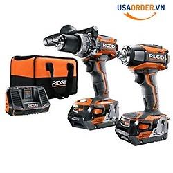 Ridgid ZRR9205 GEN5X Brushless 18-Volt Compact Hammer Drill