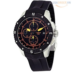 Đồng hồ nam quay số nhanh Tissot Quickster Chronograph