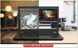 ThinkPad P52 - Đặt mua trực tuyến : Intel Xeon 6 nhân, Quadro P3200 VR