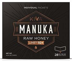 UMF 10+, Gói sản phẩm SNAP-Raw Manuka Honey
