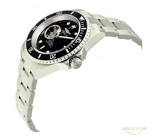 Đồng Hồ Pro Diver Automatic Black Dial Stainless Steel Men's Watch