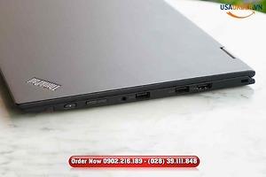 Đặt Laptop Thinkpad X1 Carbonthiết kế siêu mỏng, cấu hình cực cao