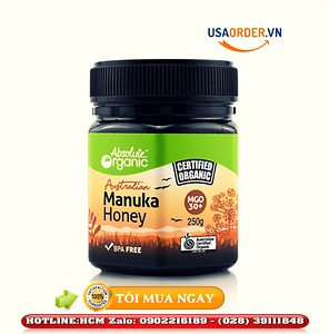 Mật ong Manuka Honey