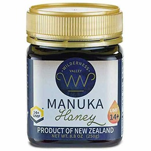 New Manuka Honey in Wilderness Valley (UMF 14+) 8.8 oz Jar
