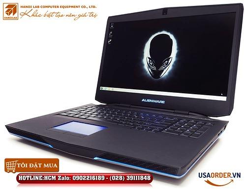 Alienwae - Mua laptop alienware ở Hà Nội Lab chính hãng giá ưu đãi