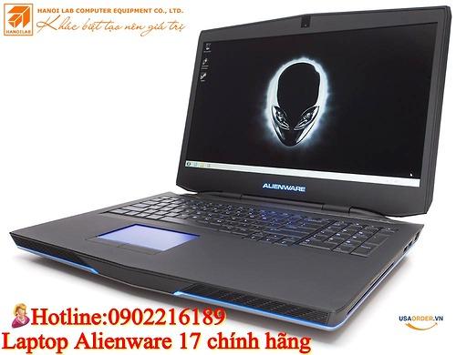 Đặt mua Laptop Alienware 17 chính hãng giá rẻ, ưu đãi