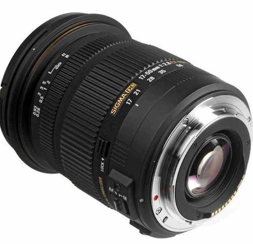 Hàng chính hãng Len Sigma 17-50mm f/2.8