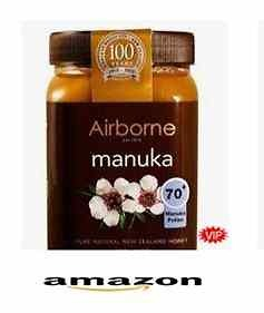 Mật Ong Manuka 70+ Nhập Khẩu Từ New Zealand 500g