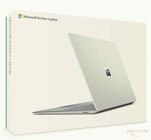 Microsoft Surface Laptop (Intel Core i5, 8GB RAM, 256GB) - Platinum