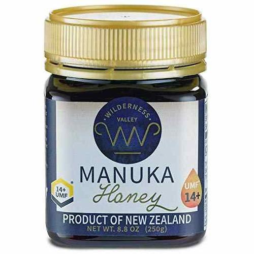 New Manuka Honey in Wilderness Valley (UMF 14+) 8.8 oz Jar