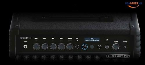 Hàng chính hãng Line 6 Spider V 60  Authentic chuẩn 100% Giá Ưu Đãi