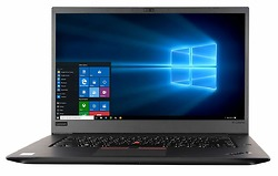 Lenovo ThinkPad X1 Extreme Core i7-8850H / 16GB / 512GB /  UHD / GTX 1050Ti / Win 10 - USA