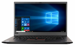 Lenovo ThinkPad X1 Extreme Core i5-8400H / 8GB / 256GB / FHD / GTX 1050Ti / Win 10 - USA