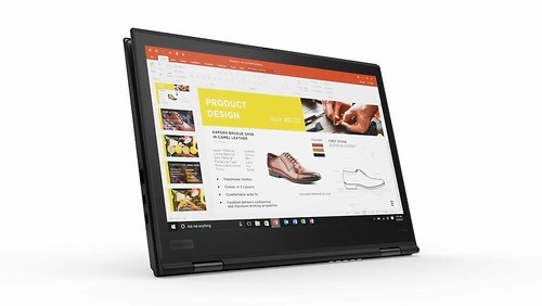 Lenovo ThinkPad X1 Yoga Core i7-8650U / 16GB / 512GB / UHD / Win 10 - USA
