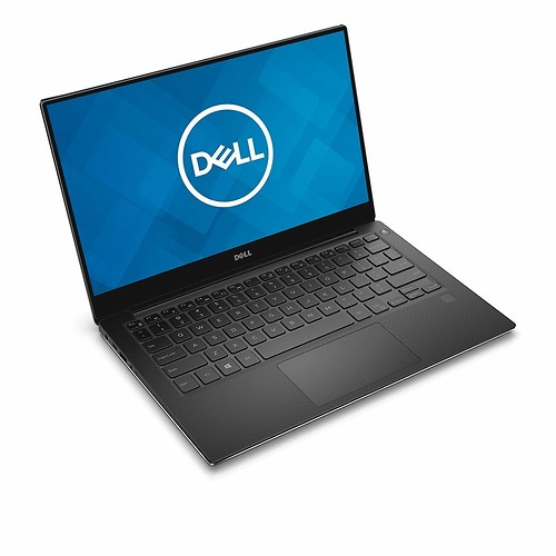 Dell XPS 13 9360 Core i5-8250U / 8GB / 128GB / UHD Graphics / Win 10 - USA
