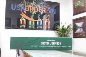 Dustin Johnson Spider Limited Commemorative Edition