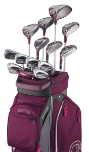 PING LAUNCHES G LE2 LINEUP FOR GOLFERS WHO ARE WOMEN
