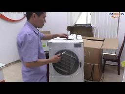 Trả hàng máy sấy đông lạnh thăng hoa Havest Right tại USAORDER